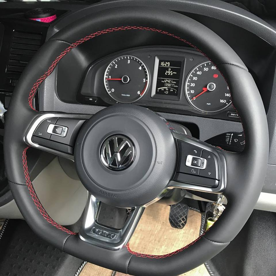 MK7 GTI MULTIFUNCTION STEERING WHEEL