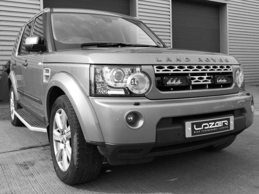 LROVER DISCOVERY 4 (2009+) GRILLE KIT