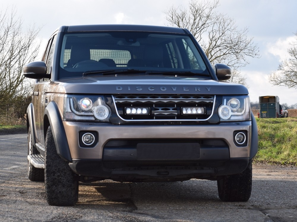 LAND ROVER DISCOVERY 4 (2014+) GRILLE KIT
