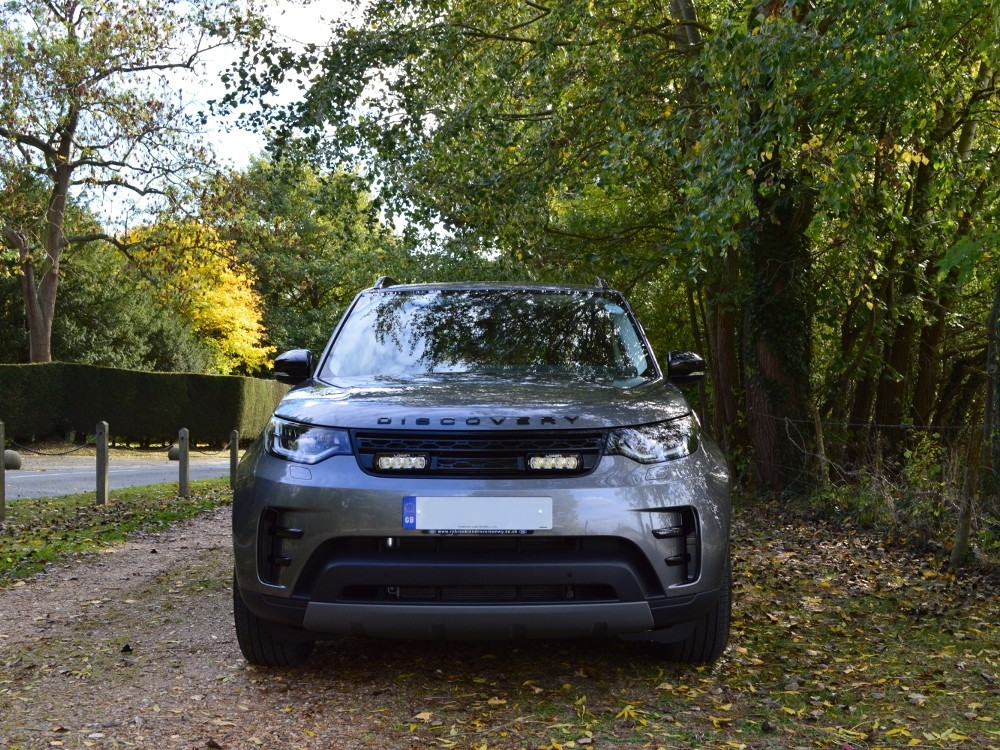 LAND ROVER DISCOVERY 5 GRILLE KIT
