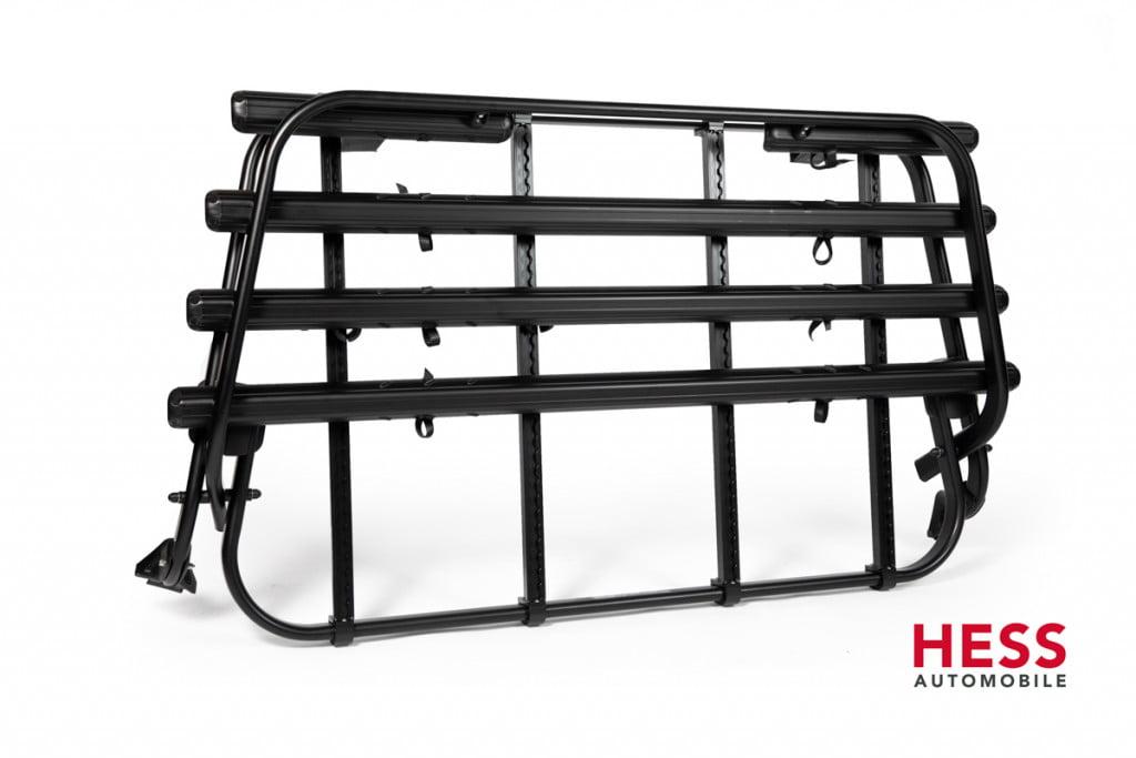 HESS RAIL01-BLACK SET   (BIKE RACK NOT INCLUDED)
