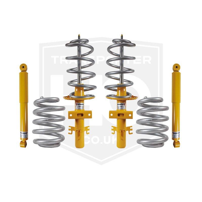 VW T5 / T6 / T6.1 Adjustable Koni XL Lift Dampers – T32